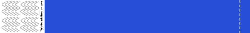 Plain Blue Wristband – Buy Blue Coloured Wristbands
