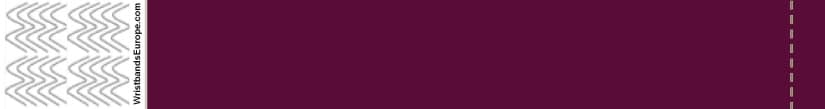 Plain Purple Wristband – Purple Coloured Wristbands